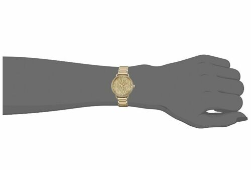 Michael Kors Portia Gold Tone Stainless Steel Women's Watch MK3886