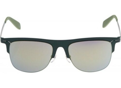 Calvin Klein Sunglasses Satin Green / Flash Gold Mirror CK2141S 318 53mm