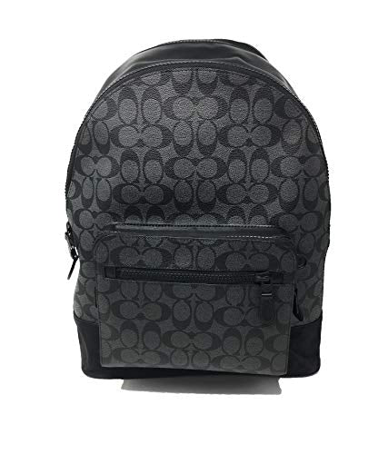 Coach Charles Backpack in Signature
