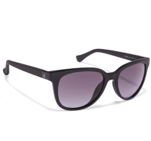 Calvin Klein Unisex Sunglasses Black Grey Gradient CK3176S 001 54mm