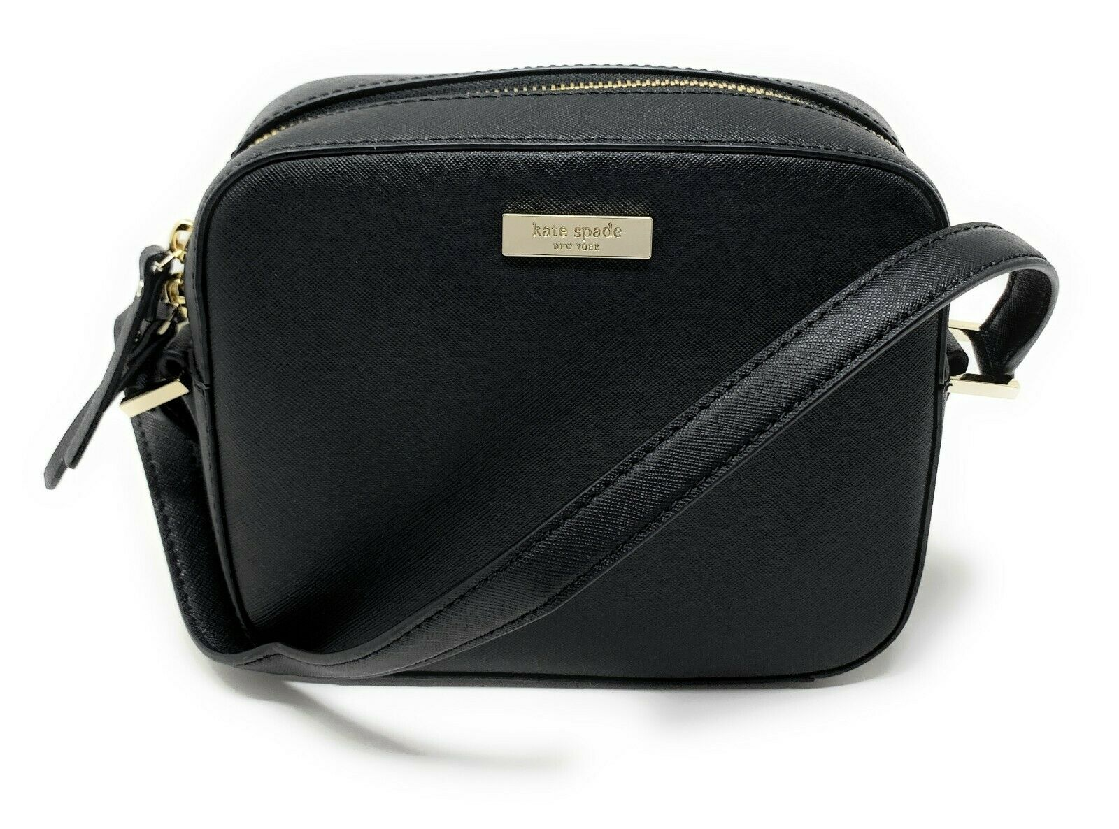Kate Spade Cammie Newbury Lane Leather Crossbody Bag WKRU2039