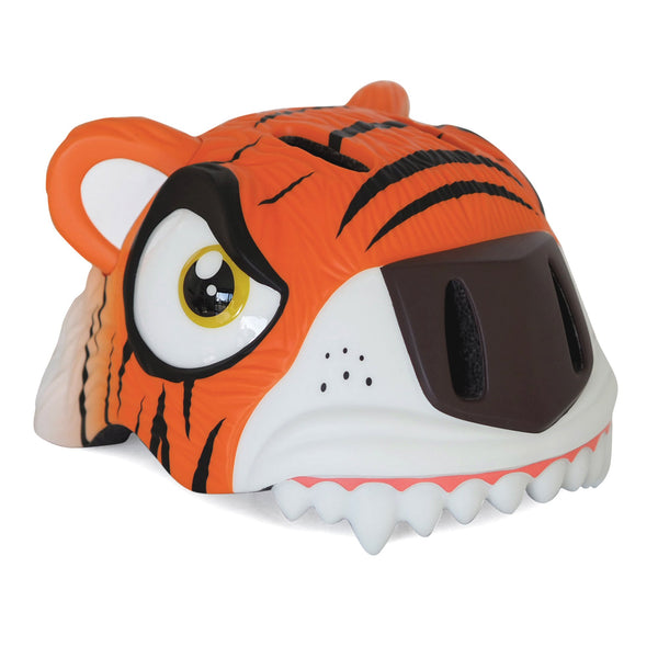 TIGER Fahrradhelm - Orange