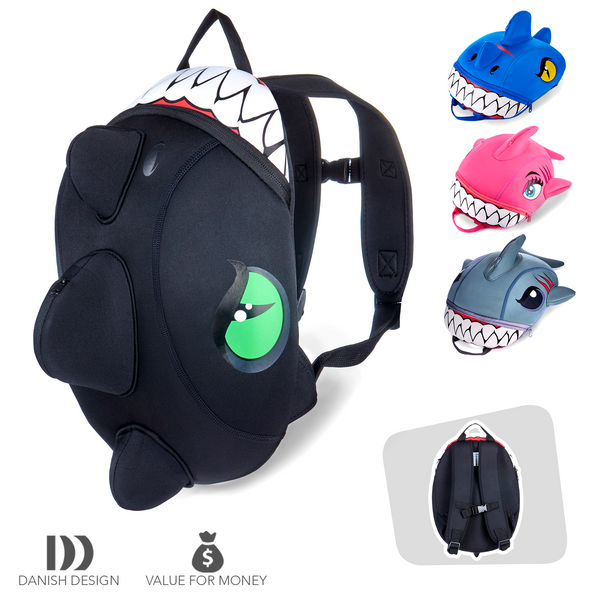 Black DRAGON Children bag