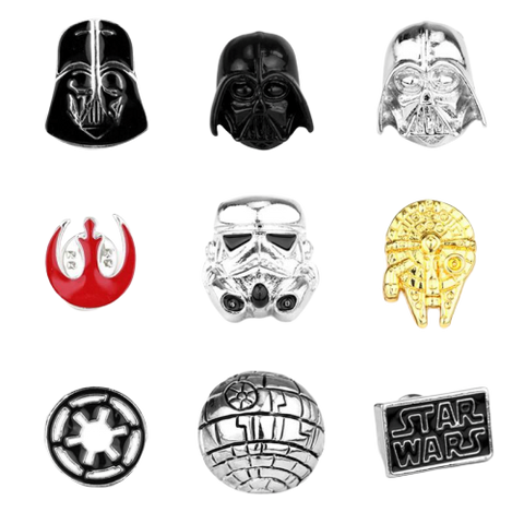 Collection Pin's Star Wars