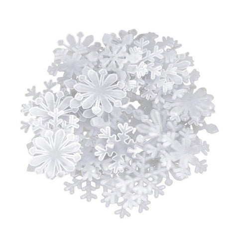 Flocon de Neige Phosphorescent - Vivons-Vintage