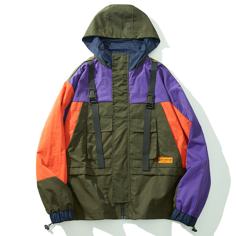 Coupe-Vent Outwear Violet