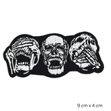 Patch Thermocollant <br> Motard - Vivons-Vintage