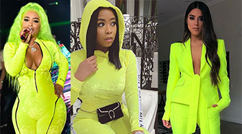 Wear Now: Fluorescent Green