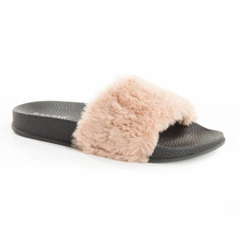 Lush Slides in Nude