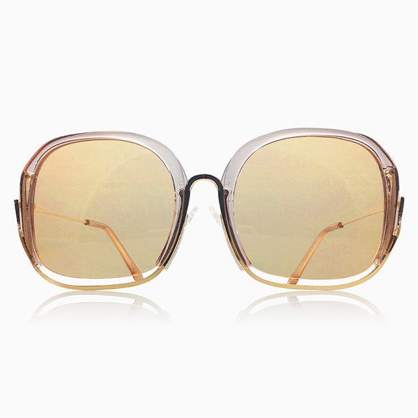 Square Contrast Sunglasses (more colors)
