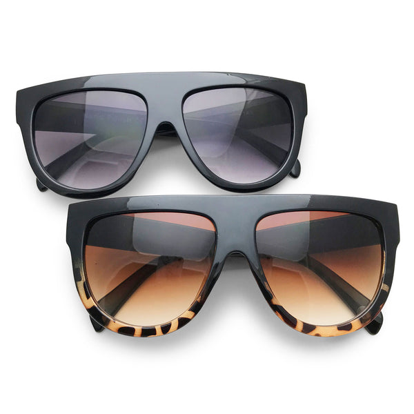 2 Pack - Monicas in Black/Ombre SAVE 15%