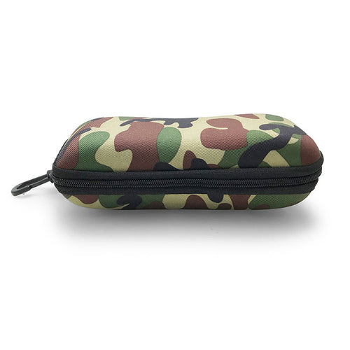 Zip Case in Camo (for Small/Medium Eyewear)