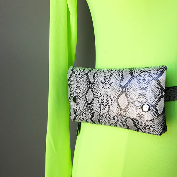 Small Rectangular Fanny Pack in Python
