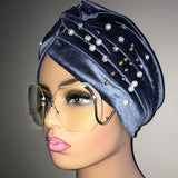 Arielle Jeweled Turban (more colors)