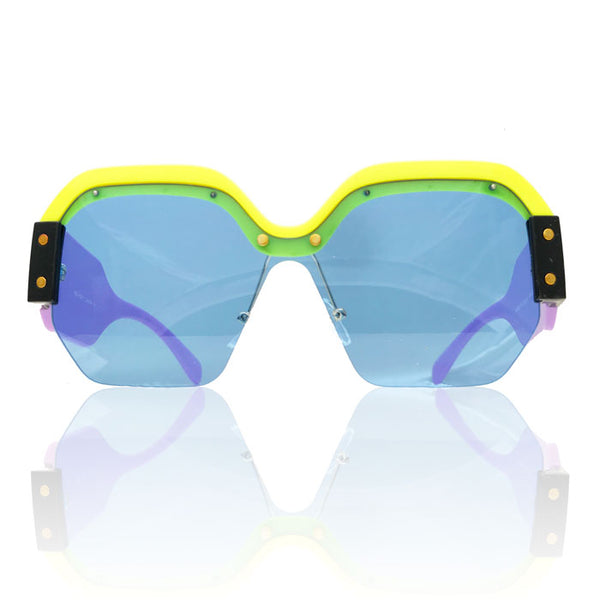 Rimless Colorblock (more colors)