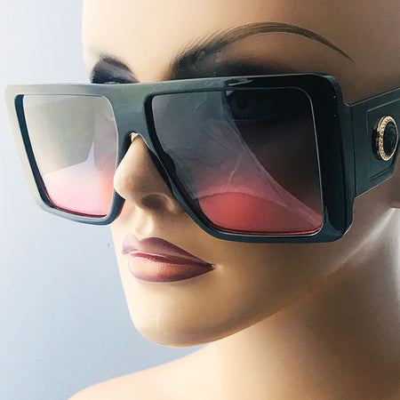 Faded Round Sunglasses (more colors)
