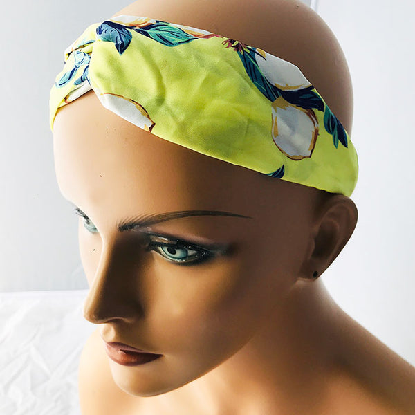 Banana Headband (more colors)