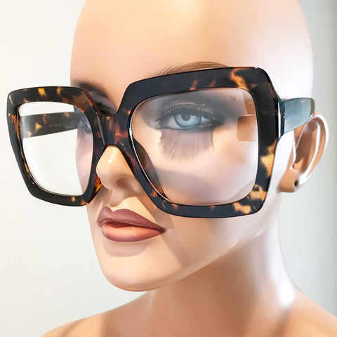 0065MM Glasses in Tortoise