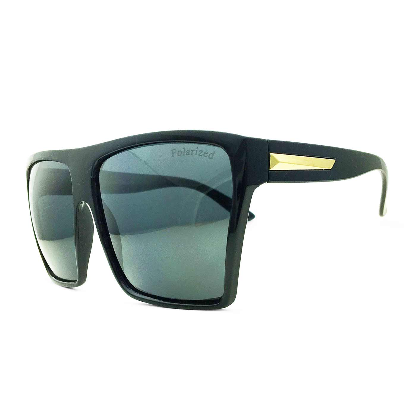 Big Drops with Polarized Lenses in Semi Black Out
