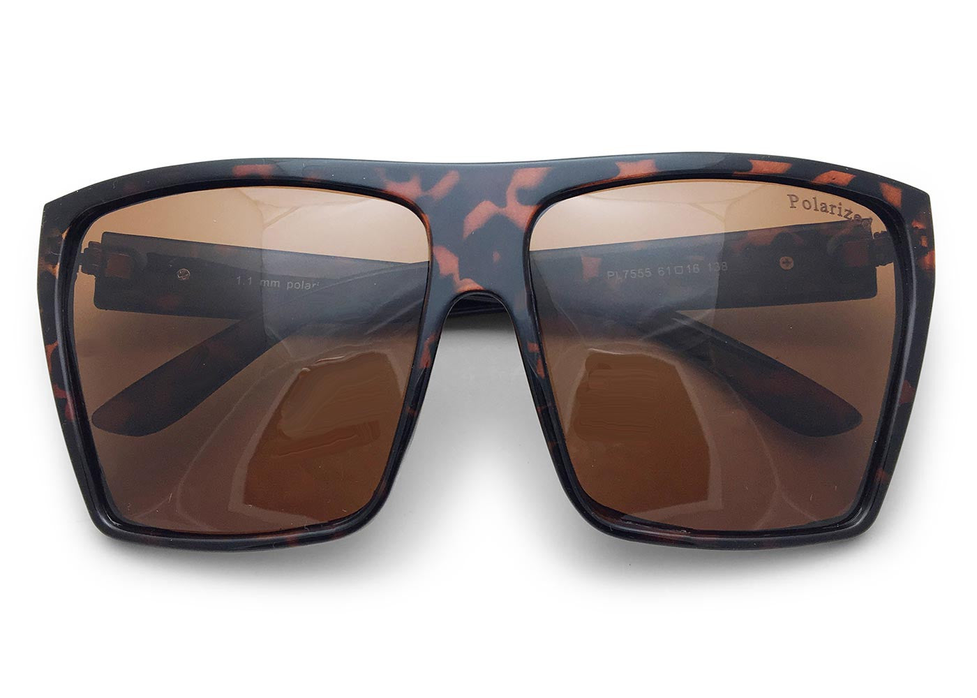 Big Drops with Polarized Lenses in Tortoise