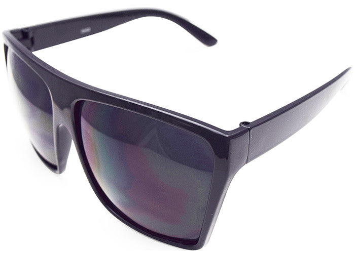 Oversized BlackOut Sunglasses