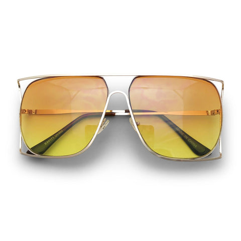 Exos Sunglasses in Hazel