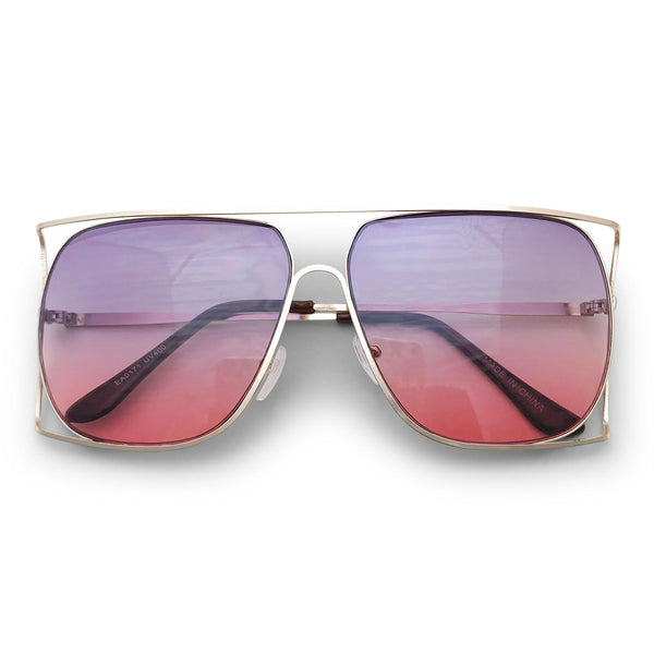 Exos Sunglasses in True Ombre
