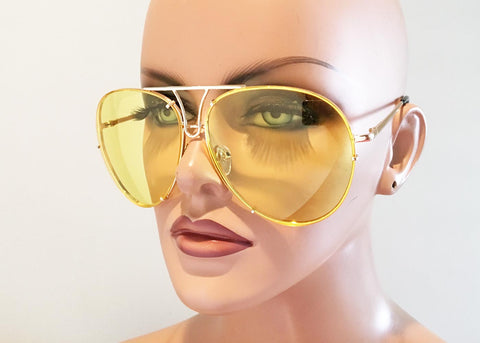 3.0 Giatta Aviators in Flight Yellow