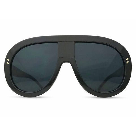 Lulu Aviators in Black