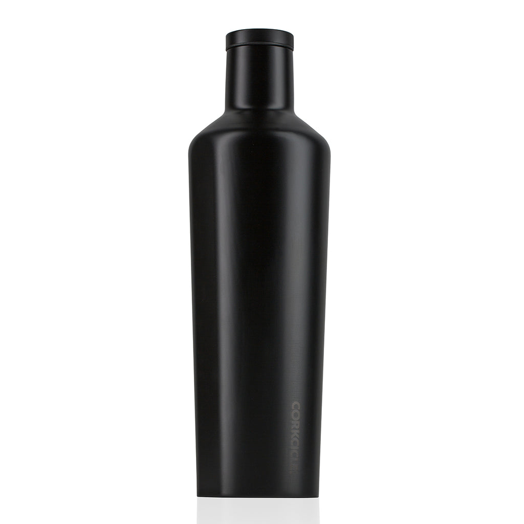 Insulated Stainless Steel Bottle 750ml - Blackout