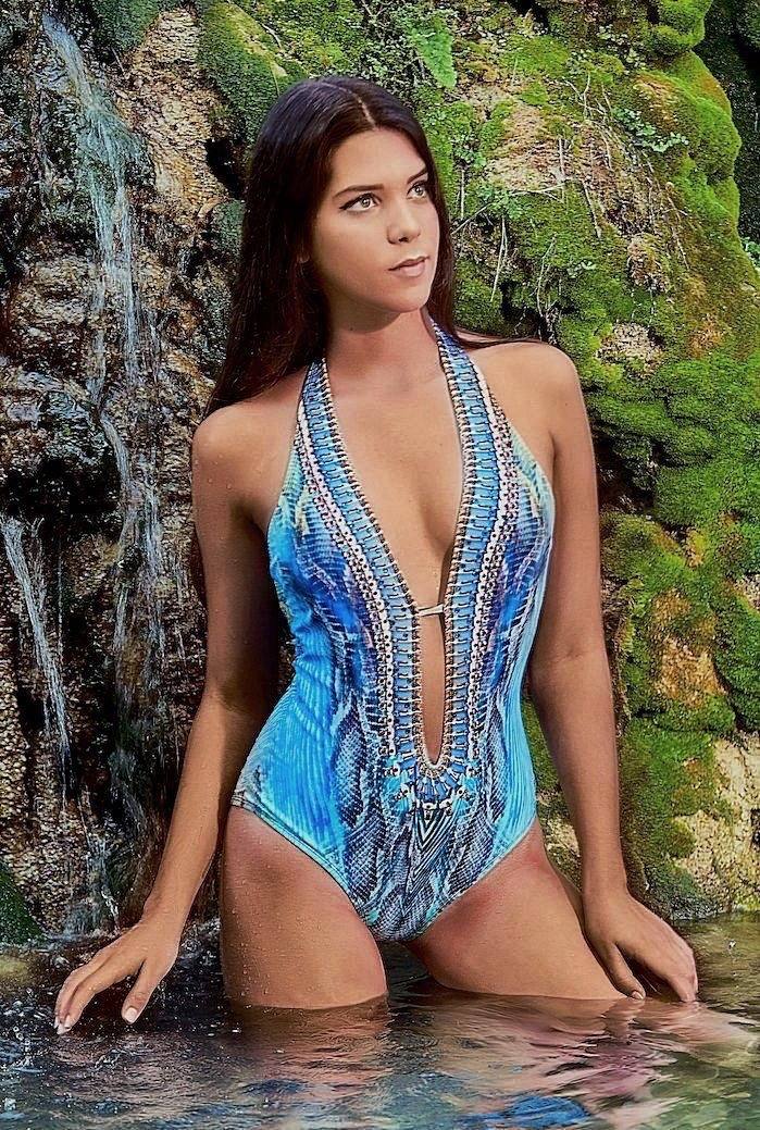 Aquarella Swim Collection - SALE - www.LUXEISLE.com