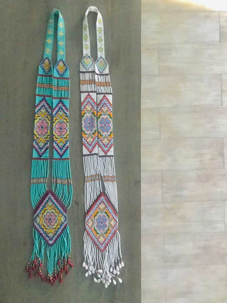 Beaded Gypsy Necklaces