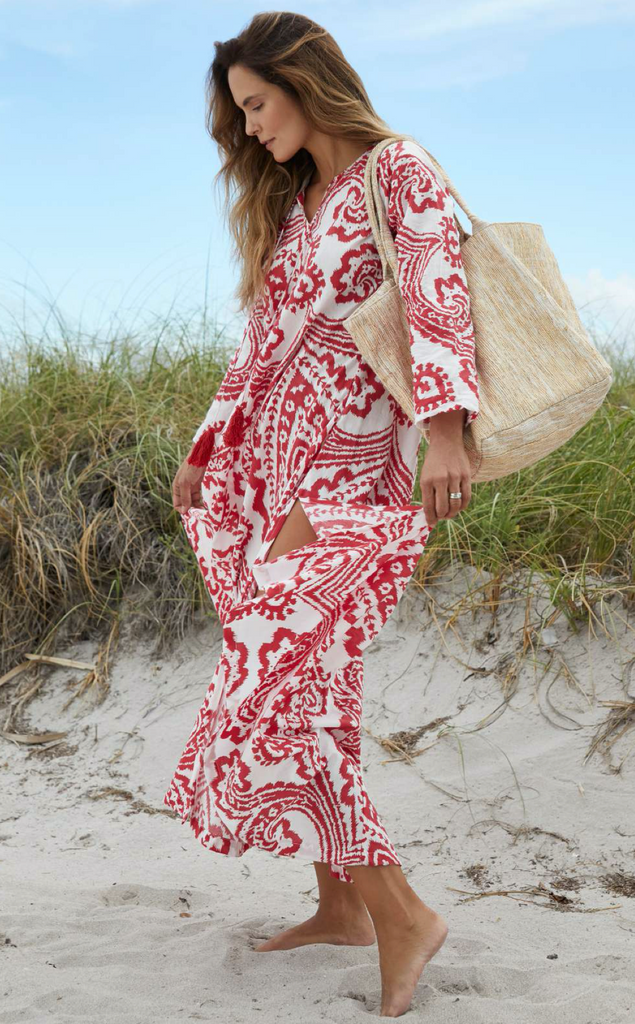 Sunset Maxi Tunic