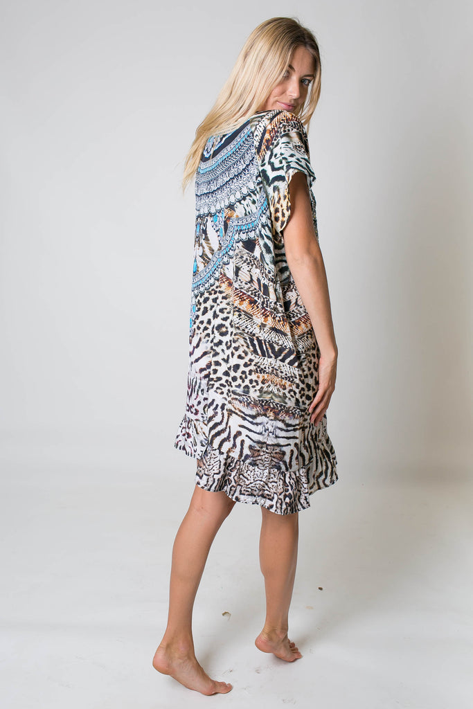 Tempting Tigress Dress