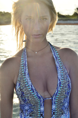 Arabesque Monokini