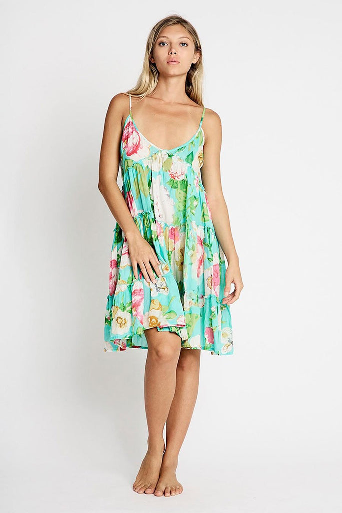 Beach Blossom Sundress