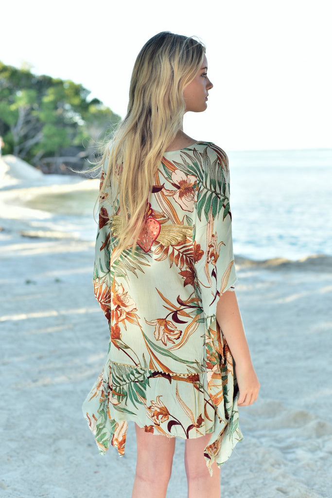 Heart and Soul Kaftan