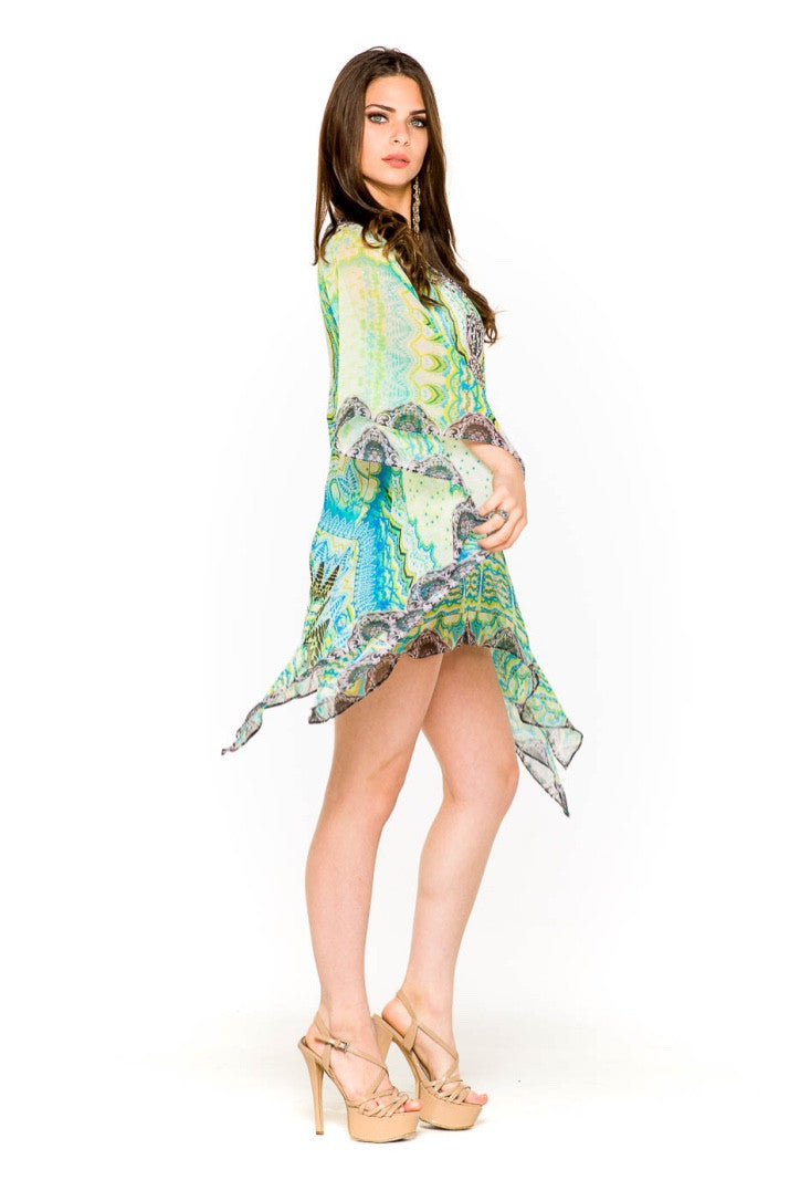 Butterfly Dresses & Short Gowns  - SALE! - www.LUXEISLE.com
