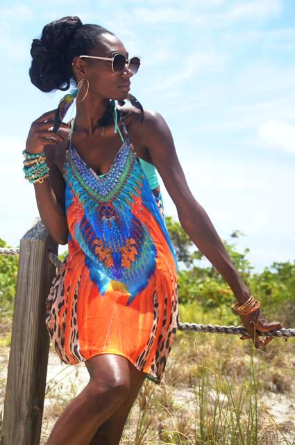 Tulum Shorts & Scarf Top Collection - SALE - www.LUXEISLE.com