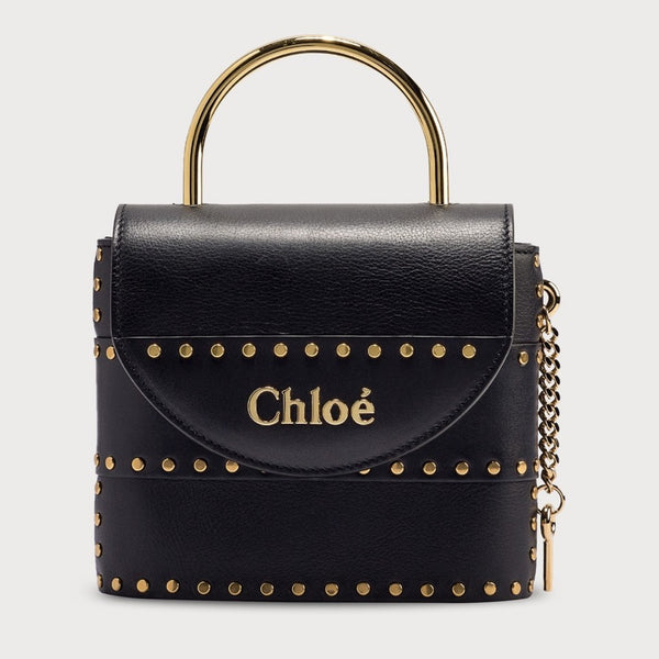 Chloe: Small Aby Lock Bag