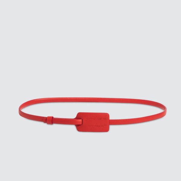 Palm Angels: Zip Tie Belt