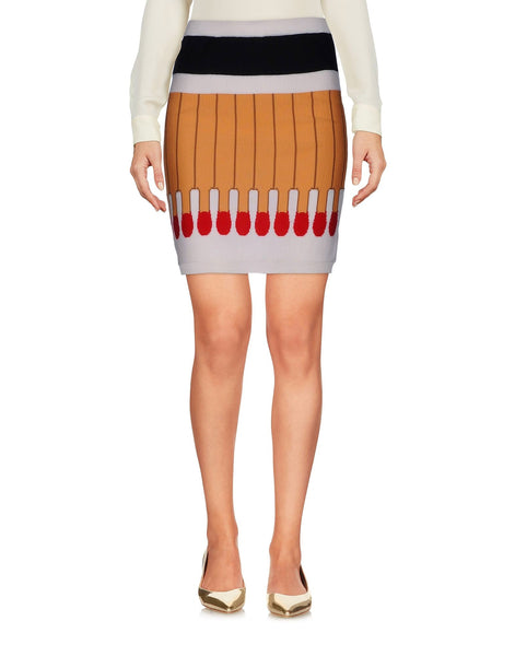 Moschino: Jeremy Scott Match Stick Skirt