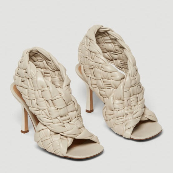 Bottega Veneta: The Board Sandals