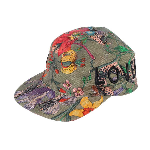Gucci: LOVED Floral Hat
