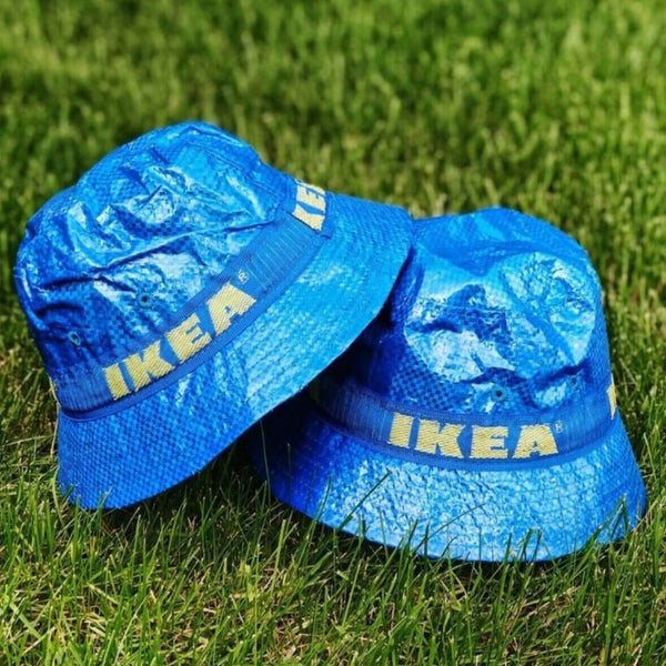 Ikea: Blue Bucket Hat