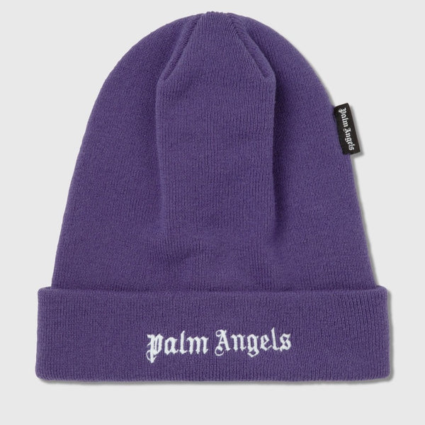 Palm Angels: Logo Beanie Hat