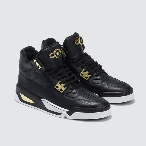 Versace: Men's High Top Sneakers