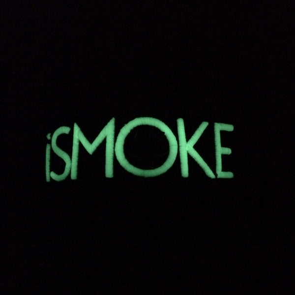 uTis: iSmoke GLOW in the Dark Snapback