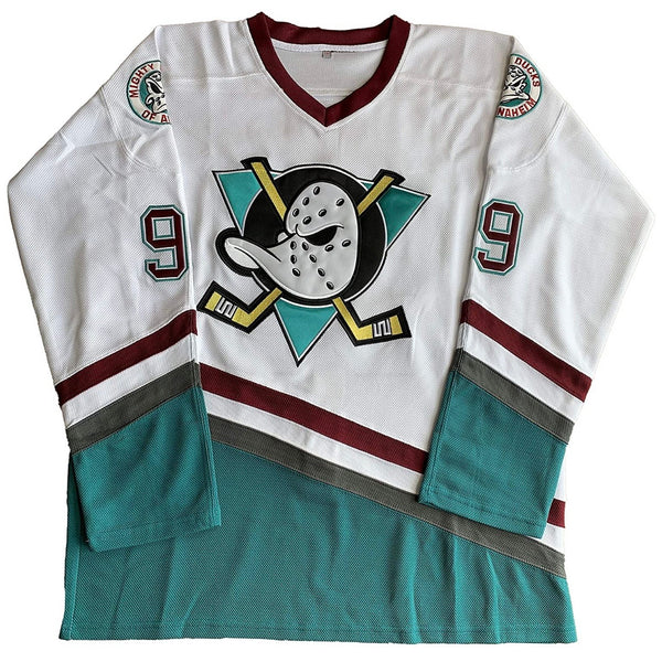 Mighty Ducks: Banks 99 Hockey Jersey (2 Colors)