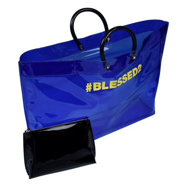 Dsquared2: #Blessed2 Tote Bag